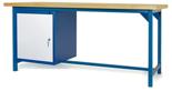 00853645 Stół warsztatowy, 1 drzwi (wymiary: 2100x900x740 mm)