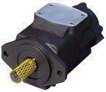 01539199 Pompa hydrauliczna łopatkowa dwustrumieniowa B&C BV42G2517 AA86 (objętość geometryczna:  81,6 + 55,2 cm³, maksymalna prędkość obrotowa: 1800 min-1 /obr/min)