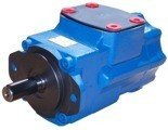 01539222 Pompa hydrauliczna łopatkowa dwustrumieniowa B&C T6CCW-022-012-2R00-C100 (objętość robocza: 70,3 + 37,1 cm³, maksymalna prędkość obrotowa: 2200 min-1 /obr/min)