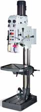 07537850 Wiertarka stołowa Optimum OPTI B 40 GSP - sprzęgło mechaniczne, dwie prędkości wysuwu tulei wrzeciona (silnik: 1,5 k W / 400 V, stół: 560 x 560 mm)