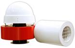 08549381 Wentylator promieniowy dachowy z wylotem poziomym WPA-6-D-3-N 400V (obroty synchroniczne: 3000 1/min, moc: 0,75 kW, wydajność wentylatora: 1700 m3/h)