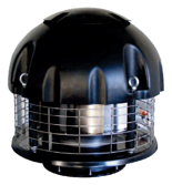 08549507 Wentylator chemoodporny przeciwwybuchowy dachowy SPARK-CHEM-250/1500/Ex (obroty synchroniczne: 1500 1/min, moc: 0,37 kW, wydajność wentylatora: 2500 m3/h)