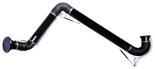 08549516 Odciąg stanowiskowy, ramię odciągowe ze ssawką bez lampki halogenowej, wersja wisząca ERGO-D/Z-2 (średnica: 200 mm, długość: 2,3 m)
