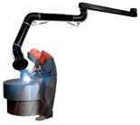 08549563 Odciąg stanowiskowy, ramię obrotowe RO-1,5-E-L/X (średnica: 160 mm, długość: 1985 mm)
