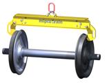 33938794 Trawers do podnoszenia zestawów kołowych miproTrain HCN 2,2 (udźwig: 2200 kg)