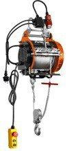 44363642 Wciągarka elektryczna Unicraft (udźwig: 400/800 kg)