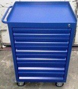 77157361 Wózek narzędziowy, 6 szuflad (wymiary: 1000x800x500 mm)