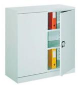 99551652 Szafa biurowa 0,7mm, 2 drzwi, 2 półki (wymiary: 1040x1200x435 mm)