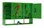 99552457 Szafka warsztatowa, 3 drzwiczki (wymiary: 750x1200x200 mm)