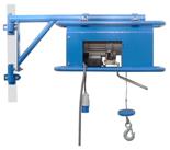 DOSTAWA GRATIS! 44929969 Elektryczna wciągarka bębnowa Tractel® Altotir™ 200 (długość liny: 26m, udźwig: 200 kg)
