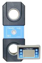 DOSTAWA GRATIS! 44968894 Precyzyjny dynamometr z wyświetlaczem do pomiaru sił rozciągających oraz ciężaru zawieszonych ładunków Tractel® Dynafor™ LLXH (udźwig: 250 T)