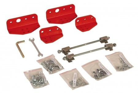 44349902 Przedłużenie traka do maszyny Holzmann BBS 550 RB (długość: 2,3 m)