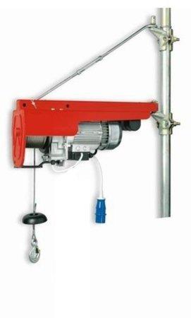 55547197 Wciągarka budowlana elektryczna Bellussi HE 200 Veloce (udźwig: 200 kg, długość liny: 40m)