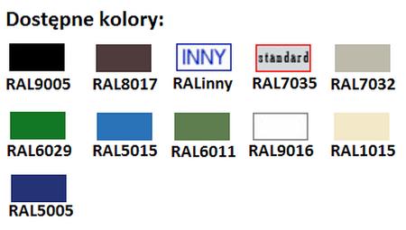 77157184 Szafa narzędziowa przeszklona, 2 drzwi, 4 półki (wymiary: 1800x800x460 mm)