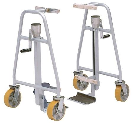 DOSTAWA GRATIS! 310708 Ręczne urządzenia do transportu mebli FM60 (udźwig: 600 kg)