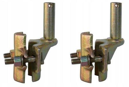 DOSTAWA GRATIS! 08115190 Uchwyty (kompl. 2szt) do wyciągarki Minor P-200, P-150, Mini M-100