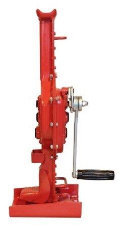 DOSTAWA GRATIS! 0301345 Podnośnik korbowy, kolejowy z grzechotką (udźwig: 5000 kg)