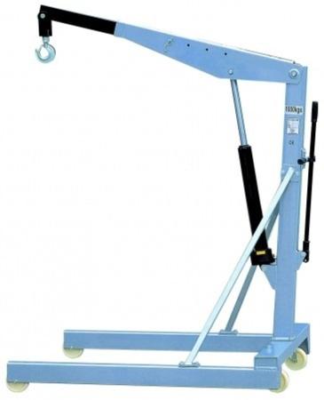 DOSTAWA GRATIS! 310665 Żurawik warsztatowy do europalet (udźwig: 1000 kg)