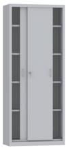 00150799 Szafa przesuwna, 4 półki (wymiary: 1950x800x500 mm)