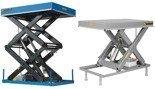 01843675 Podnośnik, podest nożycowy EHL2-5/160-2C (udźwig: 500 kg, wymiary platformy: 1350x1000 mm, , wysokość podnoszenia min/max: 450-2050 mm, moc: 2,3kW)