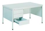 99551861 Biurko, 3 szuflady (wymiary: 740x1600x800 mm)