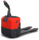 99746686 Wózek paletowy elektryczny GermanTech PT15 (udźwig: 1500 kg, długość wideł: 1150 mm)