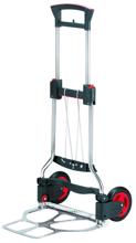 99746702 Wózek taczkowy do transportu, składany GermanTech (udźwig: 125 kg)