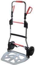 99746704 Wózek taczkowy do transportu, składany aluminiowy GermanTech (udźwig: 250 kg)