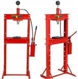 APTUT Prasa hydrauliczna szybka 2 stopniowa pompa (nacisk: 20 T) 21577623