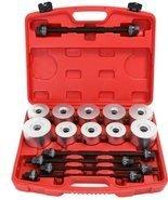 APTUT Ściągacz tulei łożysk adaptery prasy 34-90mm 21577625