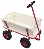 BEDREW Wózek ogrodowy transportowy przyczepka z dyszlem (udźwig: 350 kg, wymiary platformy: 80x45 cm) 18677156