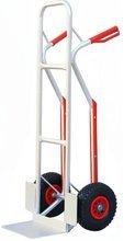 BEDREW Wózek transportowy aluminiowy magazynowy młynarka (udźwig: 200 kg, wymiary podestu: 30x20 cm) 18677155