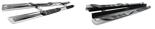 DOSTAWA GRATIS! 01656387 Orurowanie ze stopniami z zagłębieniami - Opel Vivaro 2014- short 4 stopnie