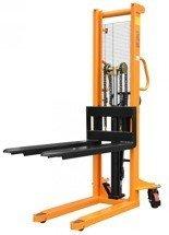 DOSTAWA GRATIS! 02861559 Masztowy wózek paletowy (udźwig: 1000 kg, długość wideł: 1150mm, wysokość podnoszenia: 1600mm)