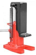DOSTAWA GRATIS! 02864738 Podnośnik hydrauliczny pazurowy (udźwig: 10 T)