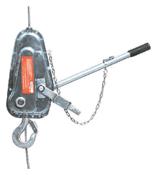DOSTAWA GRATIS! 08126656 Wciągarka linowa, rukcug AS-17 A (udźwig: 500 kg)