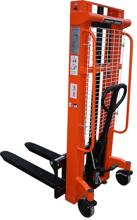 DOSTAWA GRATIS! 13362109 Wózek podnośnikowy masztowy z regulowanym rozstawem wideł (udźwig: 1000 kg, wysokość podnoszenia: 90-3000mm)