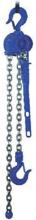 DOSTAWA GRATIS! 22021320 Wciągnik dźwigniowy, rukcug z łańcuchem ogniwowym RZC/1.6t (wysokość podnoszenia: 8,5m, udźwig: 1,6 T)