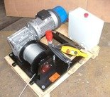DOSTAWA GRATIS! 28872821 Elektryczna wciągarka linowa (siła uciągu: 500 kg, długość liny: 50m, moc: 2,2kW 230V)