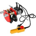 DOSTAWA GRATIS! 44367752 Elektryczna suwnica do wciągarek (udźwig: 999 kg)