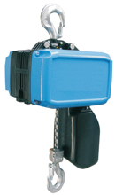 DOSTAWA GRATIS! 44929826 Elektryczna wciągarka łańcuchowa Tractel® Tralift™ TS320 (długość łańcucha: 3m, udźwig: 0,32T)