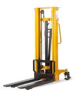 DOSTAWA GRATIS! 85068239 Wózek paletowy masztowy sztaplarka (udźwig: 1000 kg, wysokość podnoszenia: 2000 mm)