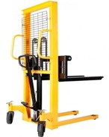 DOSTAWA GRATIS! 85068240 Wózek paletowy masztowy sztaplarka (udźwig: 1000 kg, wysokość podnoszenia: 2500 mm)
