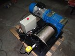 Elektryczna wciągarka linowa 10mb (siła uciągu: 2450 kg, moc: 5,5kW 400V) 28876810