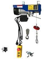 HUBER Wyciągarka linowa Husar (uźwig: 300/600 kg, maks, wysokosć podnoszenia: 18m / 9m, moc: 1500 W) 51977439