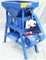 Kaspla, zgniatacz ziarna, gniotownik - dwusilnikowy (średnica walca: 400mm, szerokość walca: 300mm, moc: 2x 4kW) 08674904