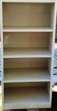 Regał biurowy, 3 półki (wymiary: 1800x900x460 mm) 77157103