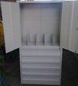 Szafa narzędziowa, 5 szuflad (wymiary: 2000x800x500 mm) 77157234