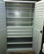 Szafa narzędziowa z pojemnikami, 3 szuflady (wymiary: 2000x1100x500 mm) 77157280