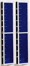 Szafa skrytkowa, 20 drzwi (wymiary: 2000x470x220 mm) 77157127